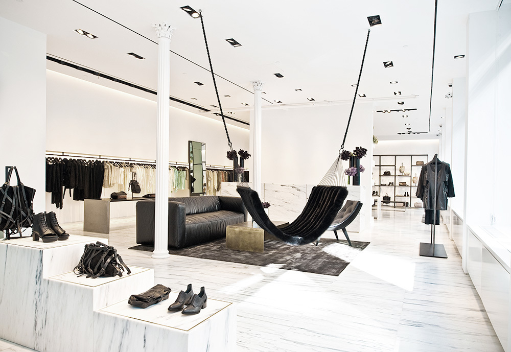 Case Study  Alexander Wang  Hammock Photo Full
