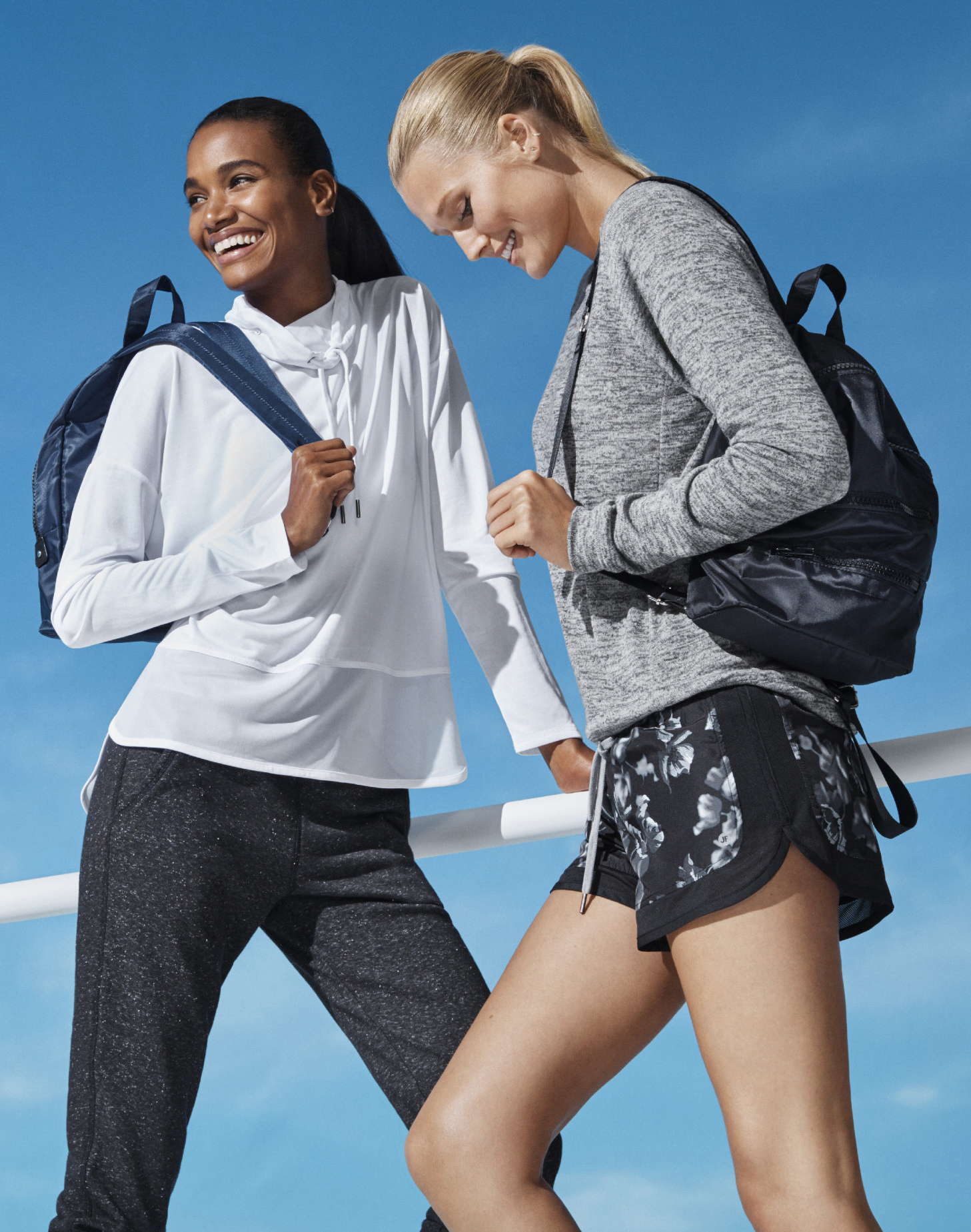 Case Study  Joe Fresh  2 Models Backpacks Destop