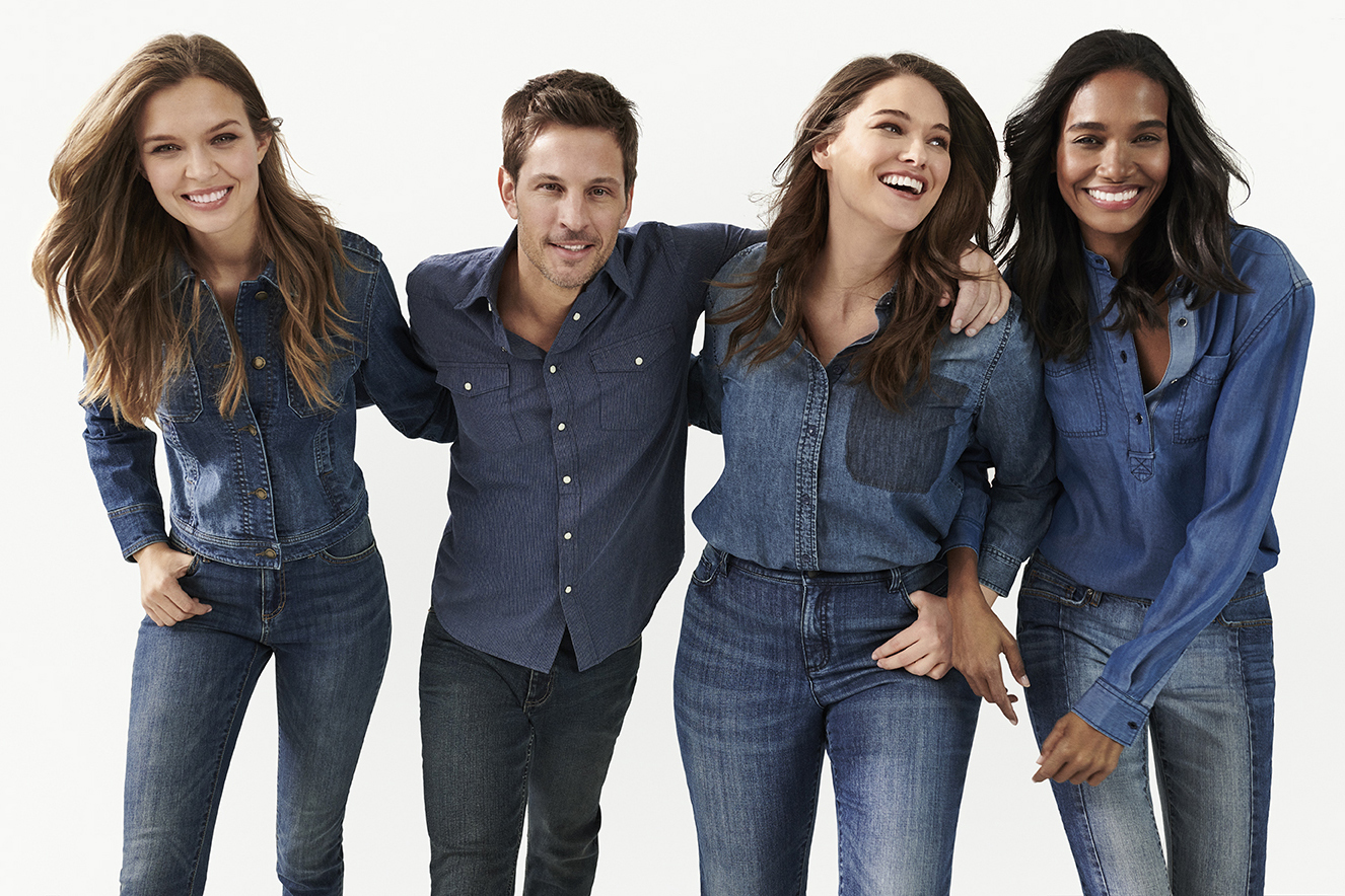 Case Study  Joe Fresh  4 Models Denim