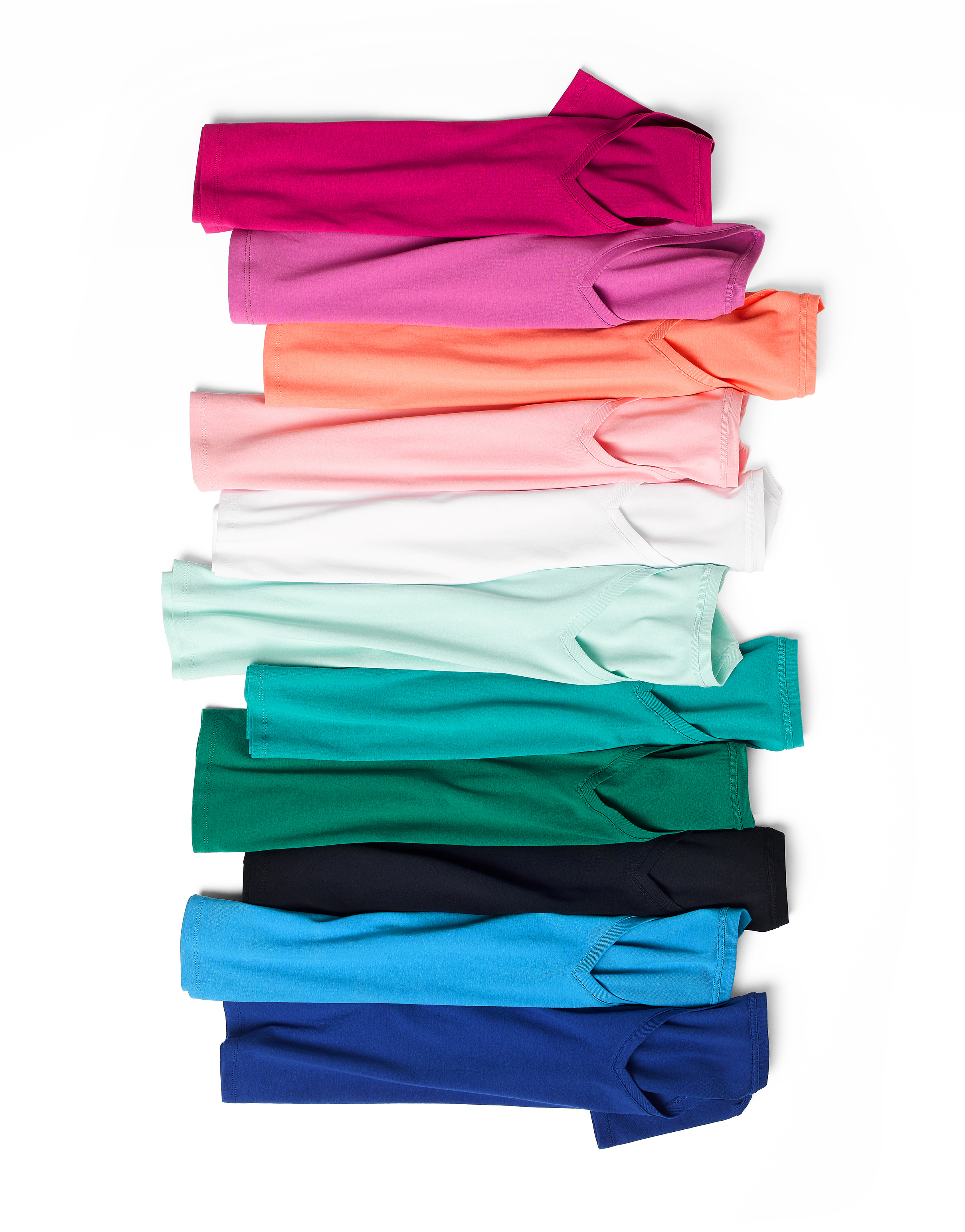 Case Study  Joe Fresh  Folded Colorful Shirts Desktop