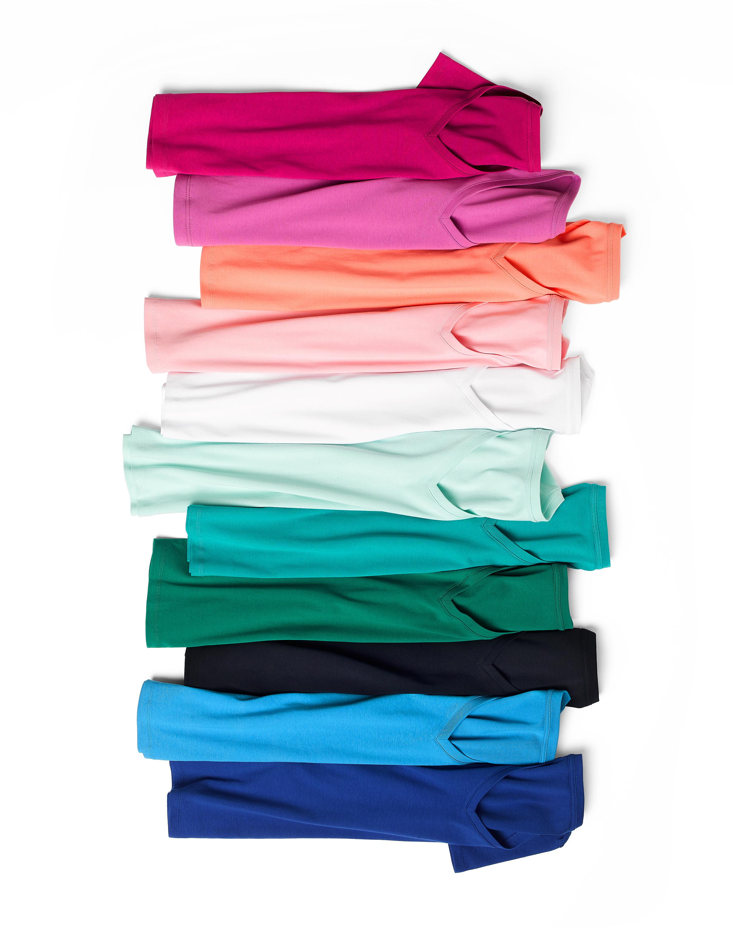 Case Study  Joe Fresh  Folded Colorful Shirts Desktop