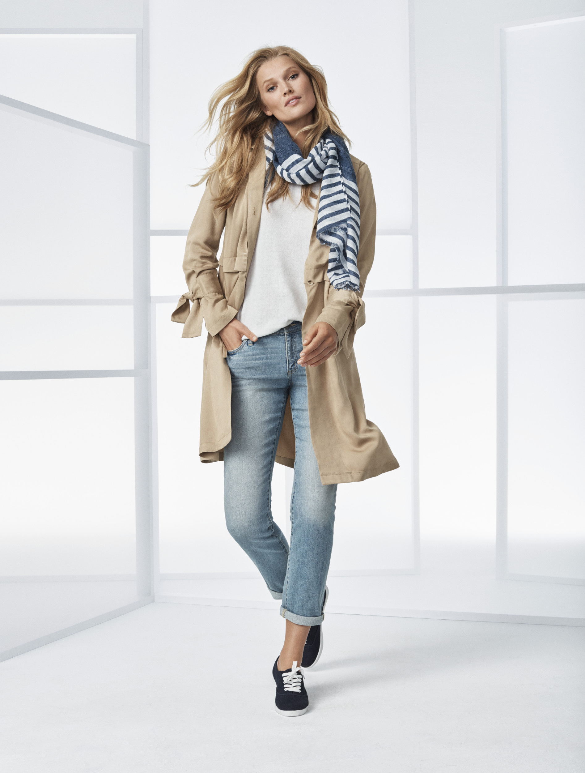 Case Study  Joe Fresh  Model F Beige Jacket